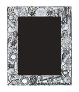 10 AM Silver Photo Frame ( Pfs2 )