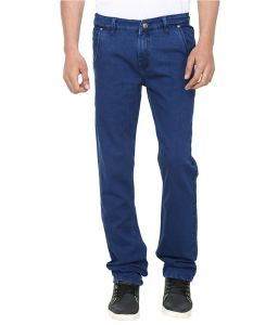 Savon Awesome Blue Slim Fit Basics Jeans