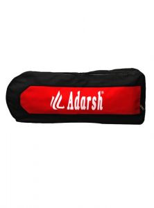Adarsh Black Colour Cricket Kit Bag
