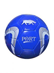 Port Worldcup Blue Football Size -5