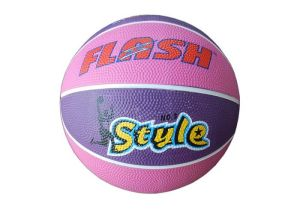 Flash Nylon Wound Pu Material Basketball - (code - Basketball3e)