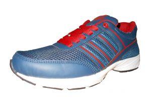 Port Sports - Port Dominator Blue Mens Gym And Training Sports Shoe