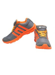 Port Magnitude Greyorange Sports Shoes