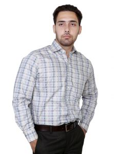 Iq Pure Cotton Assorted Shirt For Men Inq-09_2