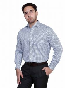 Port Formal Shirts (Men's) - IQ Pure Cotton Assorted Shirt for men INQ11_3