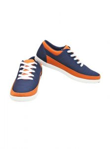 Port Orange Blue Casual Shoes