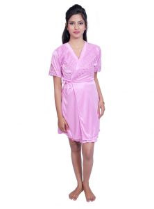 Port Pink Nightwear For Women P015-2_4