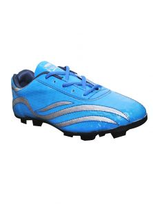 Port Snake Light Blue Football Stud Shoes