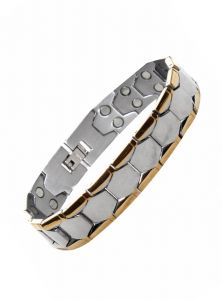 Port Jewellery - Port Gold Titanic1 Bracelet