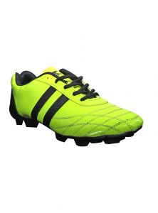 Port Trainer Green Trn Football Shoes