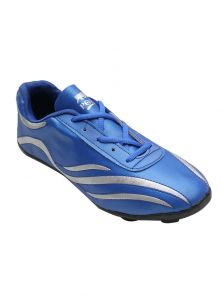 Port Snake Blue Football Shoes