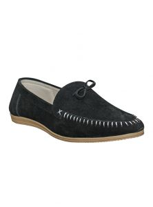 Port Graham-black Loafers