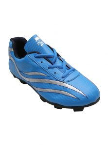 Port Sport Shoes (Men's) - Port Blue Spectra Football Shoes