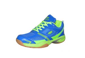 Port Penta-blue Mens Badminton Sports Shoe