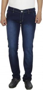 Port Jeans (Men's) - Port Rio-Grand Blue Mens stretch fit Jean r2_1