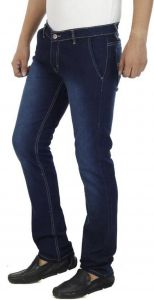 Port Jeans (Men's) - Port Rio-Grand Blue Mens stretch fit Jean R3_1