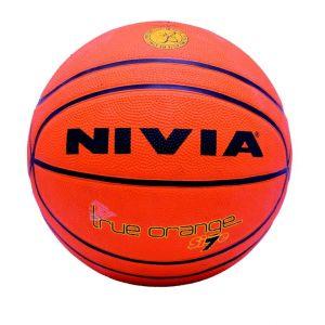 Basketball - Nivia True Orange Basketball
