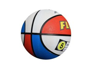Basketball - Flash Multi Colour Basketball 5b