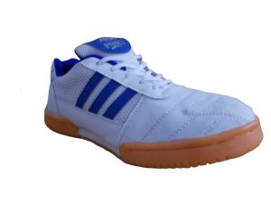 Port Blue Smash Tennis Court Sports Shoes