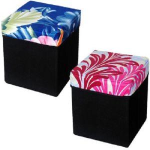 Ottoman - Sai Arpan's Foldable Stool Buy 1 Get 1 Free_2Stool-4