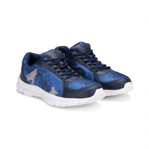 Lotto Sport Shoes (Men's) - Lotto Mens Portlane Subli Navy & Grey Running Sport Shoes AR4784-424