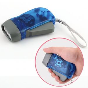 3 LED Torch Hand Charging Emergency Light