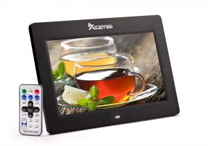 Digital Photo Frames - XElectron 1040PS 10 Inch Digital Photo Frame