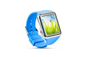 Xelectron S79 Smart Watch Phone (blue) With Manufacturer Warranty