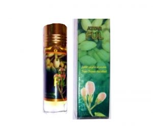 Personal Care & Beauty - Tausif Collection of Attar Ful (Jasmine) Natural Perfumes 8 ml