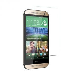 Samsung Screen Protectors - Wellberg Curve Edges 2.5D Tempered Glass for HTC M8