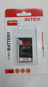 Intex Battery - I-x1i Battery For Micromax (1400 Mah)