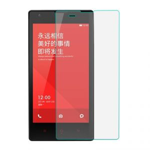 Wellberg Curve Edges 2.5d Tempered Glass For Xiaomi Red Mi 1s