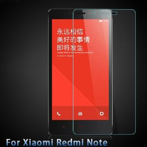 Wellberg Curve Edges 2.5d Tempered Glass For Xiaomi Red Mi Note