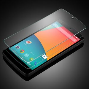 Nokia Screen Protectors - Wellberg Curve Edges 2.5D Tempered Glass for Nexus 5