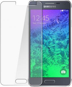 Wellberg Curve Edges 2.5d Tempered Glass For Samsung Galaxy Core I8262