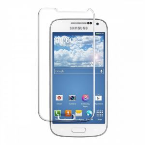 Wellberg Curve Edges 2.5d Tempered Glass For Samsung Galaxy S4 Mini I9190