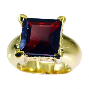 Riyo Ruby Cz 18-kt Gold Plating Beautiful Ring Sz 7.5 Gprrucz7.5-104033