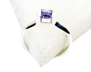 Riyo Amethyst Wholesale Silver Jewellery Fashion Ring Jewellery Sz 7 Srame7-2086