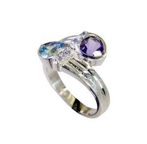 Riyo Gemstone Silver Online India Silver Ring Sale Sz 7 Srmul7-52053