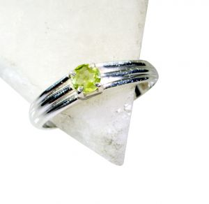Riyo Peridot Silver Jewelry For Sale Regards Ring Sz 7 Srper7-58030