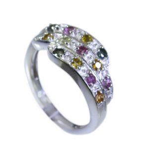 Riyo Tourmaline Wholesale Silver Usa Silver Ring Wholesale Sz 6 Srtou6-84030