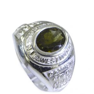 Riyo Tourmaline Best Silver Jewelry Mothers Ring Sz 7 Srtou7-84069