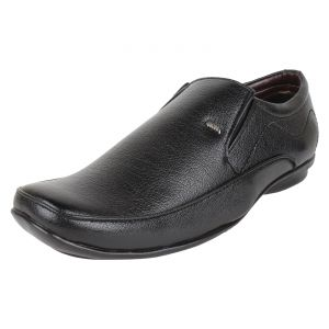 Firemark Black Corporate Formal Office Shoes(firemark_3018blk)