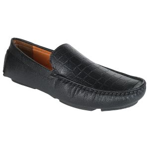 Men's Footwear - Firemark Casual Loafer Corporate Slip On Summer Shoes ( Code - Firemark_Loafer_Brwn_01 )