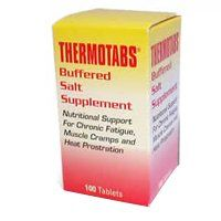 Thermotabs Buffered Salt Supplement Tablets - 100 Each