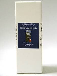 Allergy Research Group Prima Una De Gato Liquid -- 1 Fl Oz