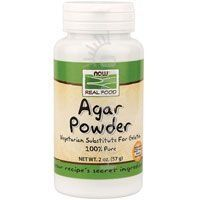 Now Foods Agar Powder Pure 2 Oz 2 Pack