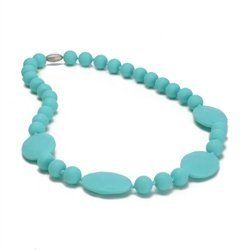 Chewbeads Necklace - Perry Necklace - Turquoise