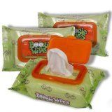 Boogie Wipes 3 Pack Fresh Scent Wipes For Little Noses