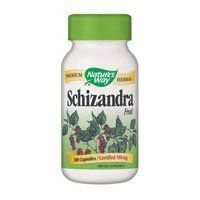 Natures Way Schizandra With Fruit, 100 Caps (pack Of 3)